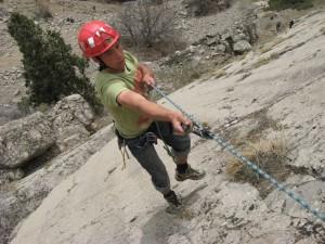 Ivan Portnyagin. In club since 2007. Mountaineering. Rock-climbing.Иван Портнягин. В клубе с 2009 года. Альпинизм. Скалолазание.