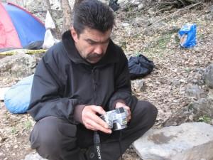 Roman Mironov. In club since 2010. Rock-climbing.Роман Миронов. В клубе с 2010 года. Скалолазание.